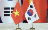 Forum économique Vietnam - République de Corée du printemps 2018