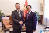 La République tchèque envisage d'ouvrir son consulat général à Hô Chi Minh-Ville