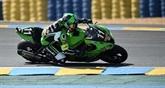24 Heures Moto: la Kawasaki No11 avec le Français Randy de Puniet en tête