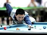 Nguyên Phuc Long: une passion, le snooker