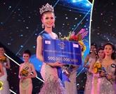 Nguyên Thi Kim Ngoc sacrée Miss Sea Vietnam Global 2018