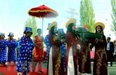 Des Vietnamiens en République tchèque célèbrent la fête des rois fondateurs Hùng