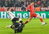 Ligue des champions: comment soigner les dépendances à Ronaldo et Lewandowski?