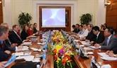 La Commission centrale de l'économie reçoit des experts en énergie