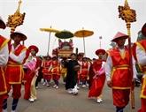 De nombreuses activités à l'occasion de la Fête des rois fondateurs Hùng