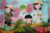 Dà Nang: des fresques murales en plein cœur de la ville