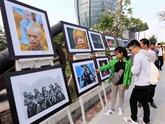 Exposition internationale de photos à Dà Nang