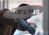 Samsung Electronics: le bénéfice net trimestriel grimpe de plus de 50%