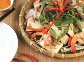 Salade de bourgeons de cocotier