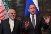 Les ministres russe et iranien des AE discutent de l'accord sur le nucléaire iranien
