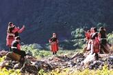Lancer de Pao, un jeu traditionnel des Hmông