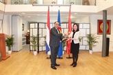 Le Vietnam en qualité de président du Comité de l'ASEAN de La Haye