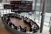 La Bourse de Paris prend le temps d'analyser les résultats