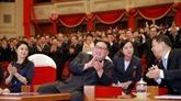 Les Premières dames mélomanes du sommet intercoréen