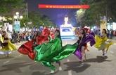 Le carnaval d'Ha Long 2019 a lieu aux deux bouts de la ville