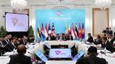 Poursuite des activités du Premier ministre Nguyên Xuân Phuc à Singapour