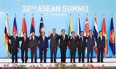Le Premier ministre Nguyên Xuân Phuc participe au 32e Sommet de l'ASEAN