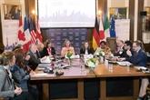 Les ministres des AE du G7 préoccupés par la situation en Mer Orientale
