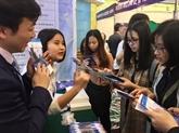 Salon de léducation Vietnam - Chine 2018 à Hanoï