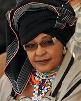 Décès de Winnie Mandela, ex-épouse de Nelson Mandela