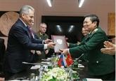 Le ministre vietnamien de la Défense à la 7e conférence internationale de la sécurité