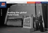 Le stand vietnamien attire au 15e Salon international des produits Halal