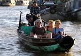 Cân Tho accueille 2,4 millions de touristes au premier trimestre