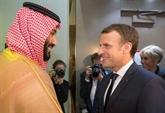 Le puissant prince héritier d'Arabie saoudite attendu en France