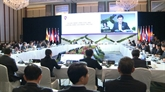 Ouverture de la conférence ministérielle des Finances de l'ASEAN