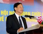 Arrestation de Phan Van Vinh, ancien chef du Département général de la police