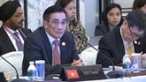 L'ASEAN vise une croissance économique durable et la stabilité financière