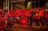 Un mort dans un incendie à la Tour Trump de New York