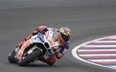 MotoGP : première pole pour Miller au GP d'Argentine, Zarco 3e