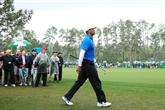 Golf : Tiger Woods toujours en retrait au Masters 2018