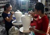 Hanoï : développer les villages de métiers traditionnels