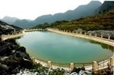 Changement climatique: contruction d'un réservoir de 65 ha à Hâu Giang