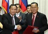 Laos - Vietnam: l'agence de presse KPL salue le soutien de la VNA