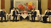 Resserrer les liens entre les localités vietnamiennes et Chongqing (Chine)