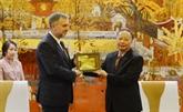 Hanoï renforce sa coopération avec la Grande-Pologne