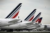 Air France: 8,7% de passagers en moins en avril en raison de la grève