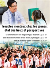 La santé mentale et le bien-être psychologique des enfants