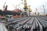 Croissance exceptionnelle des exportations de fer et d'acier en Italie