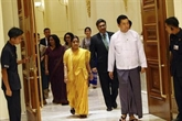 Myanmar et Inde signent plusieurs accords de coopération