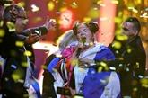 Eurovision: Israël l'emporte avec une chanson inspirée par #MeToo
