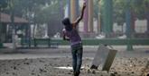 Nicaragua: des dizaines de personnes blessées lors d'affrontements à Masaya