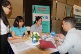Quelque 300 personnes trouvent des emplois au Salon de lemploi Vietnam - France