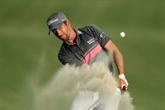 Golf: Simpson sur sa planète, Woods survolté au Players Championship