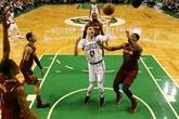 NBA: Boston en démonstration face à Cleveland en finale de conférence Est