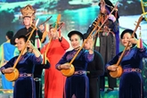Ouverture du 6e Festival du chant then et du dàn tinh à Hà Giang