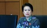 Phan Thi My Thanh n'est plus députée